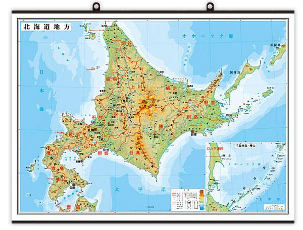 スポンサードリンク : 日本 白地図 地方 : 日本