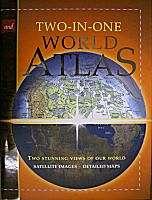 Two-in-One-World Atlas