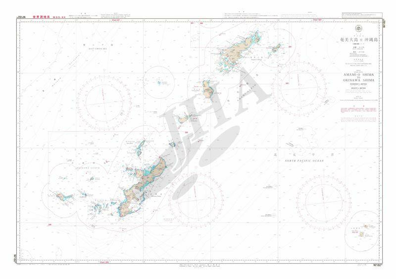 日本 日本地図 県別 : 航海用海図 - 日本近海 / 地図 ...